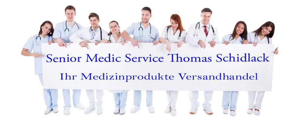 Thomas Schidlack Senior Medic Service Ihr Medizinprodukte Versand
